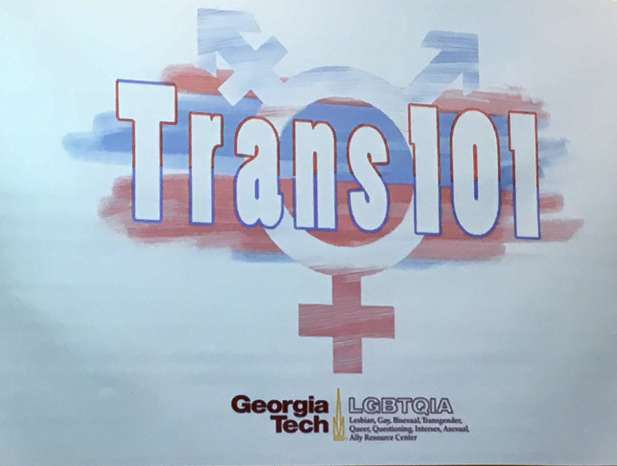 Happening now: GT trans 101 allyship training at @GeorgiaTech @GT_LGBTQIA @GT_Diversity https://t.co/aIfZolAvgK