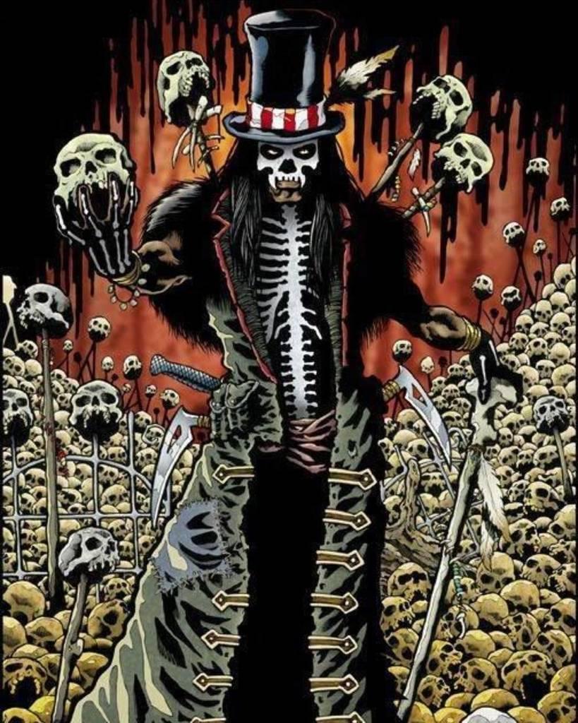 Cool #HorrorArt #OoH #voodoo #ilovehorror #shareAMC<br>http://pic.twitter.com/q4eK4tNrHy