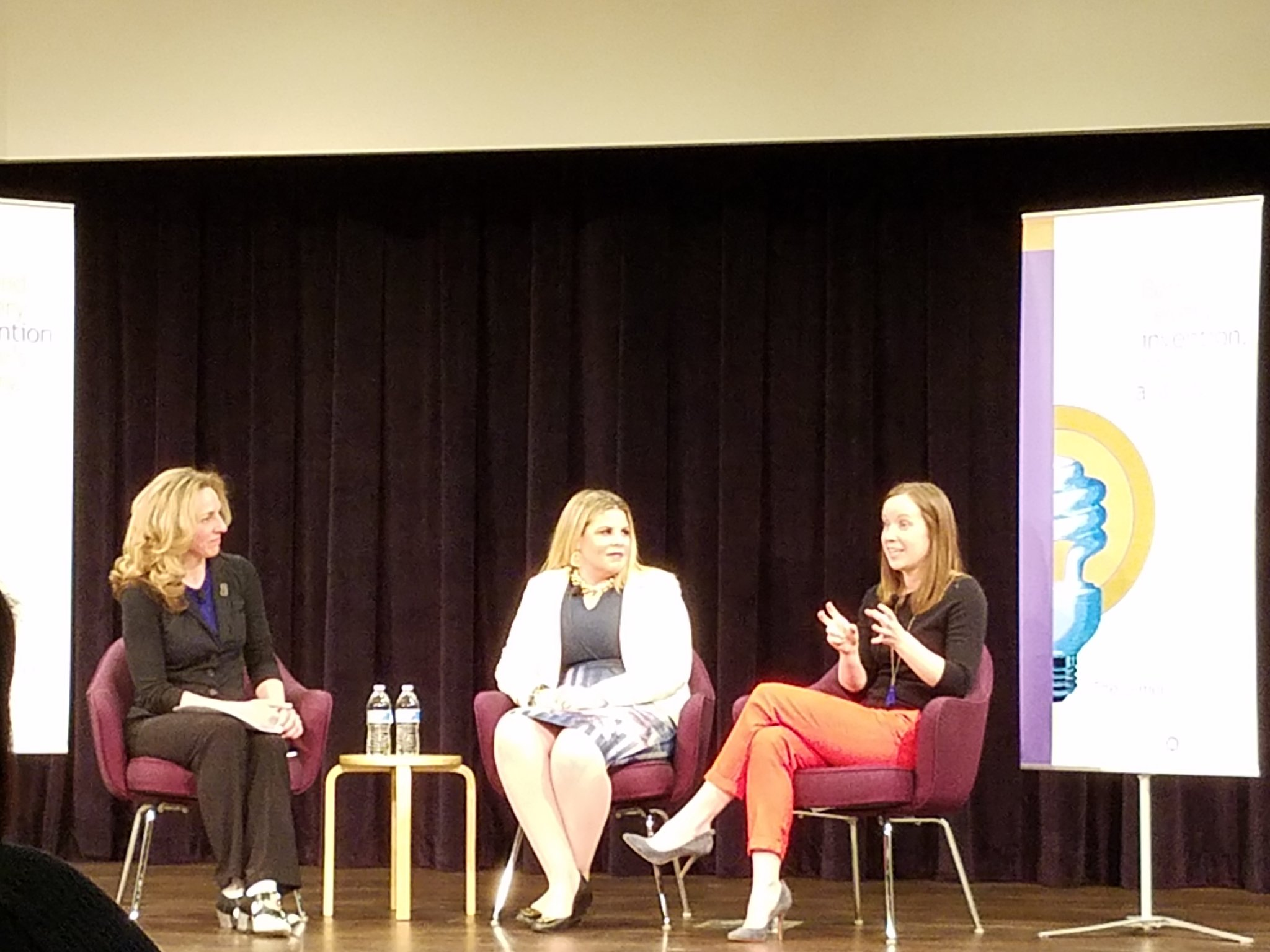 @SI_Invention lecture w/ @SusannahFox @MakerNurse & @NightingaleApps on #nursing, #innovation, & #digitalhealth https://t.co/WalZyk24Ln