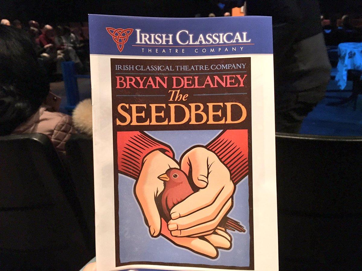 .@IrishClassical tonight for #TheSeedbed! @RISEcollab #BuffaloTheatreDistrict ❤🎭