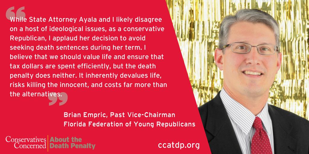 More support for @DonellAyalaEsq  @BrianEmpric @CCATDP #prosecutorintegrity https://t.co/wxBZpvJpo9