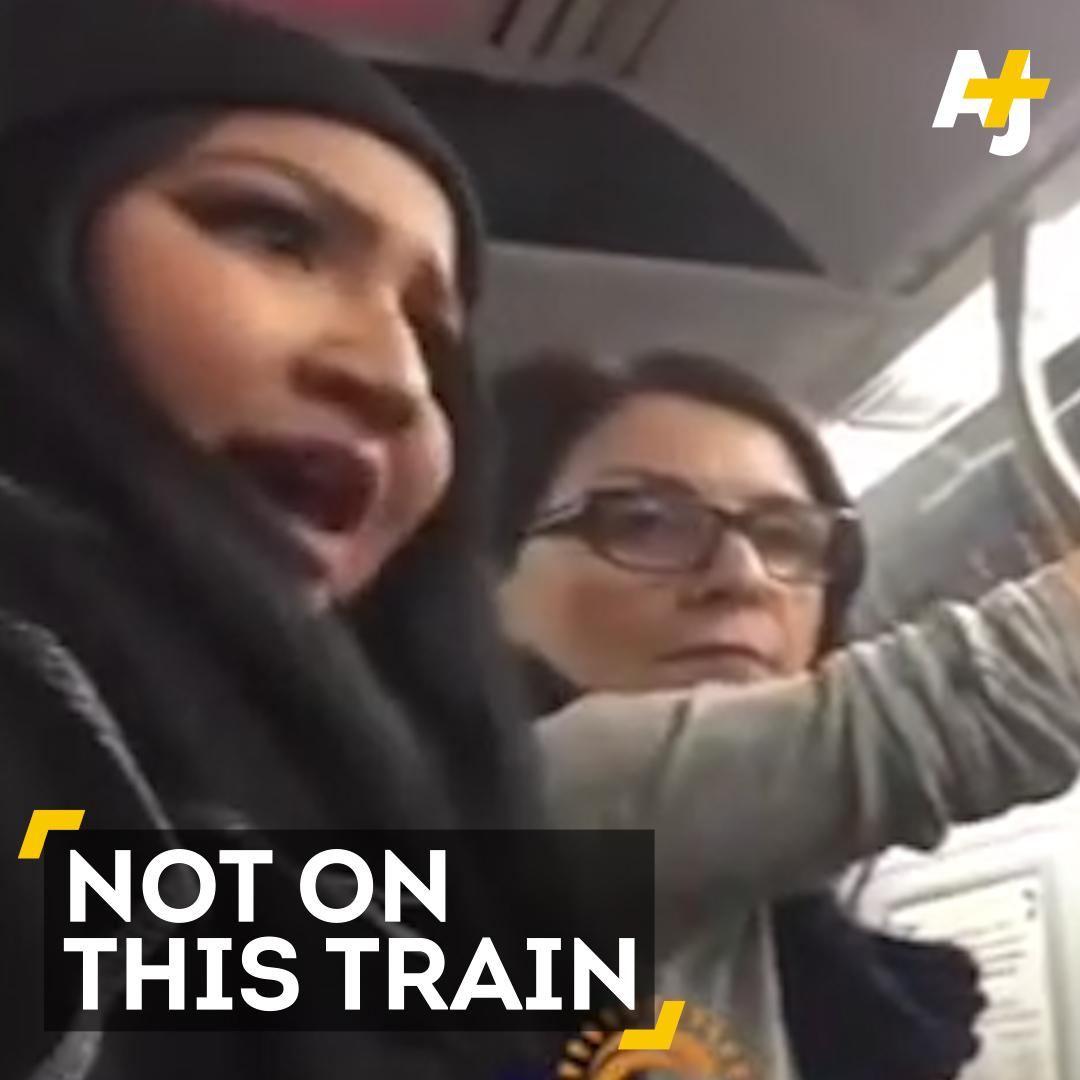 This woman went viral after shutting down a racist rant on the subway. We spoke with her about the experience.
