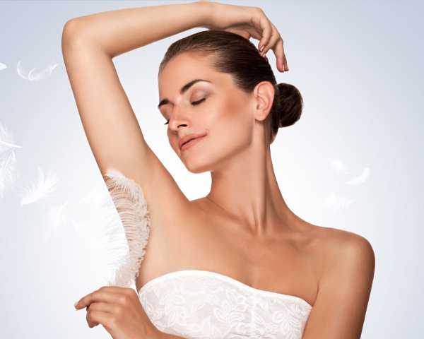 5 ways to deal with dark underarms