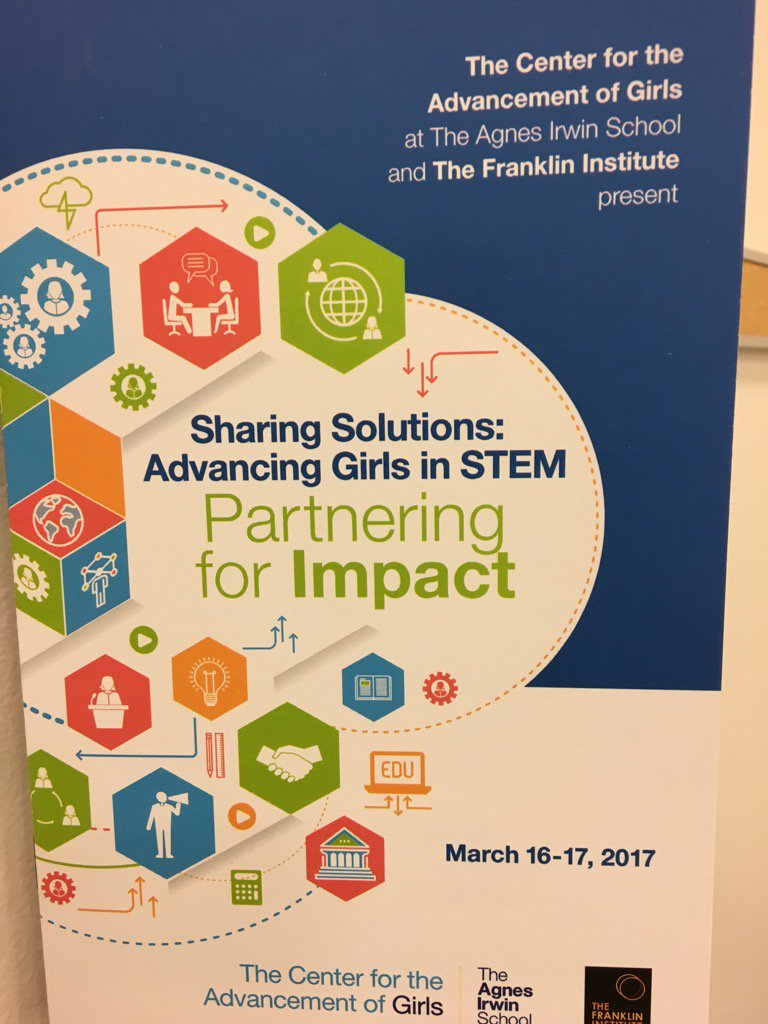 Thumbnail for Sharing Solutions: Advancing Girls in STEM - Partnering for Impact | Day 1