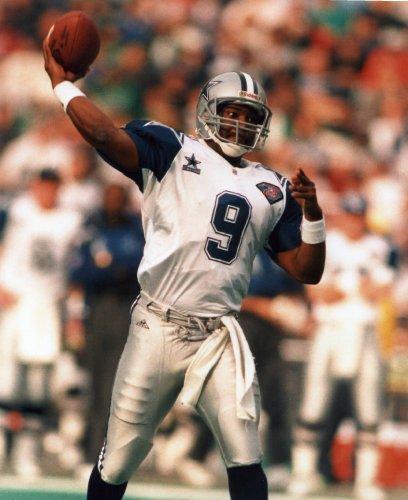 Happy 51st birthday to former Cowboys QB Rodney Peete.