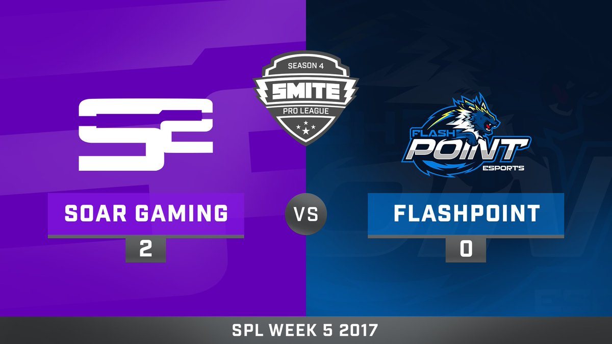 SoaR Gaming vs Flash Point