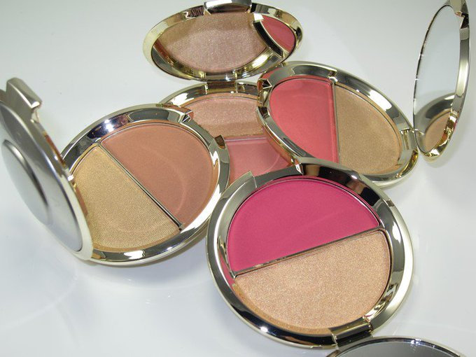 Becca Champagne Splits Shimmering Skin Perfector Mineral Blush Duo Review & Swatches – Musings of a Muse