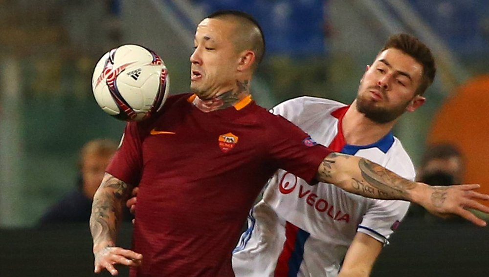 Video: AS Roma vs Olympique Lyon