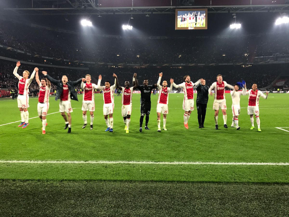 Video: Ajax vs København