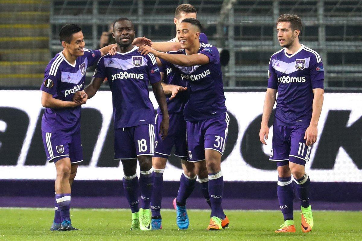 Video: Anderlecht vs APOEL