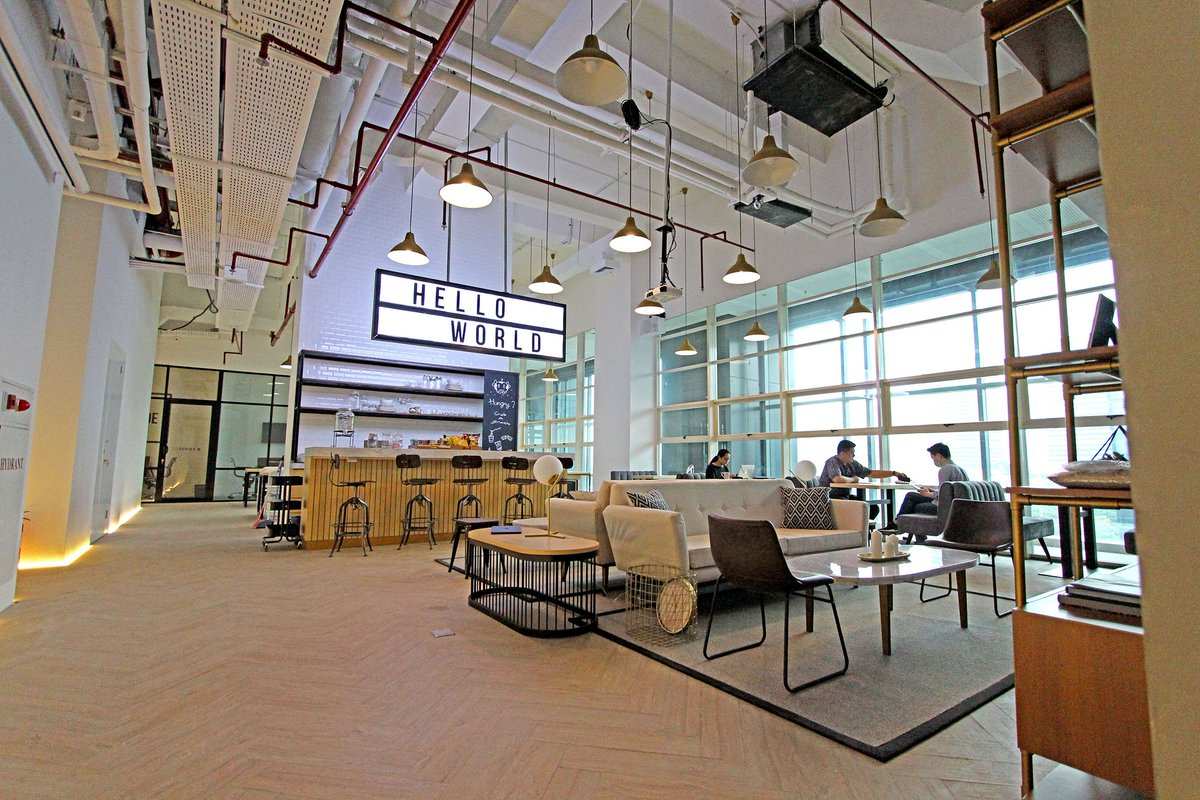 Coworking Space Indonesia Jakarta