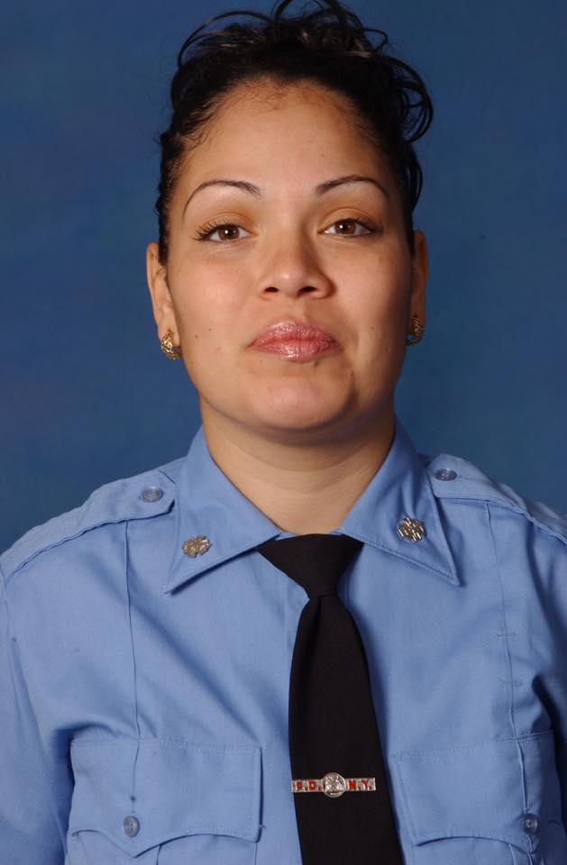 Yadira Arroyo identified as FDNY EMT fatally struck by hijacked ambulance. She was the mother of 5. https://t.co/HSEXb4453W