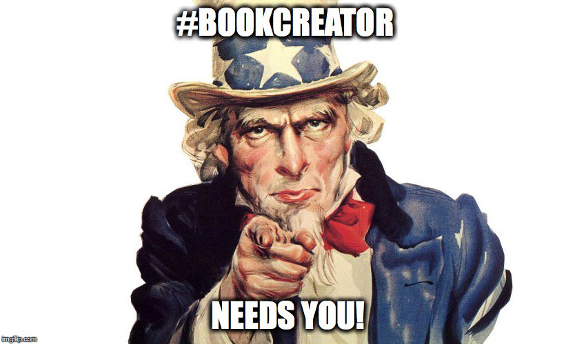 Thumbnail for #BookCreator Chat 3/16/2017 - US