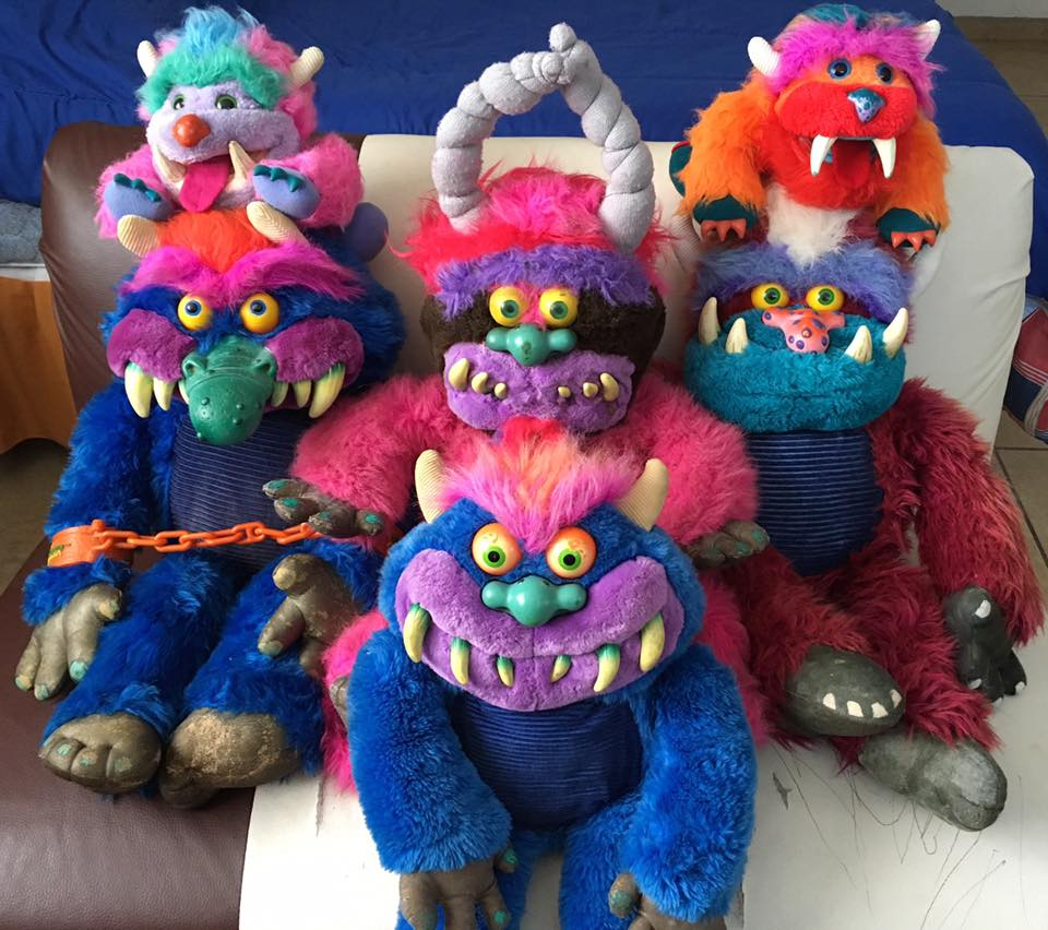 Killer Toys On Twitter My Pet Monster Via Collector Leonardo