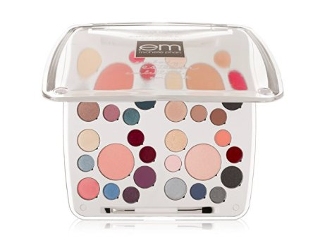 Very Affordable Eye Shadow Palette for everyday! Full of neutral colors for eyes, lips and cheeks!