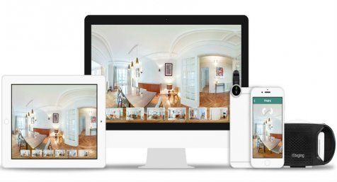 Real Estate Focused AR VR Company iStaging Launches a VR Platform to Showcase Properties
