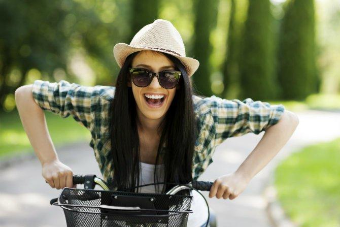 La bicicletta fa bene contro il cancro