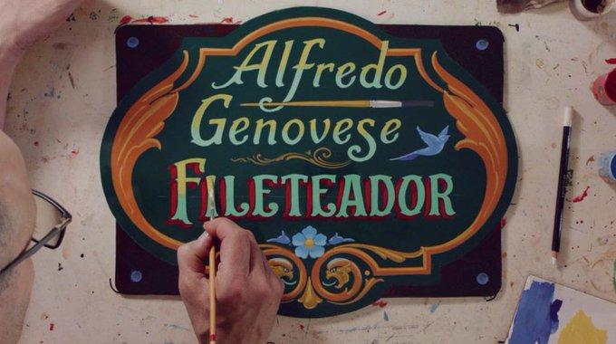 Aprende los secretos del fileteado porteño con Alfredo Genovese