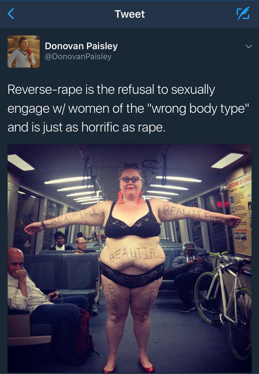 reverse rape