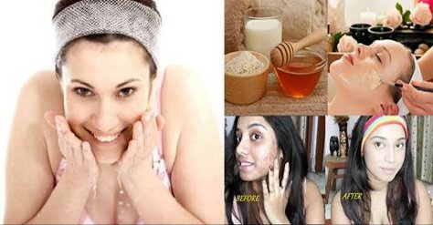 Get Beautiful Glowing Skin In Just 7 Days