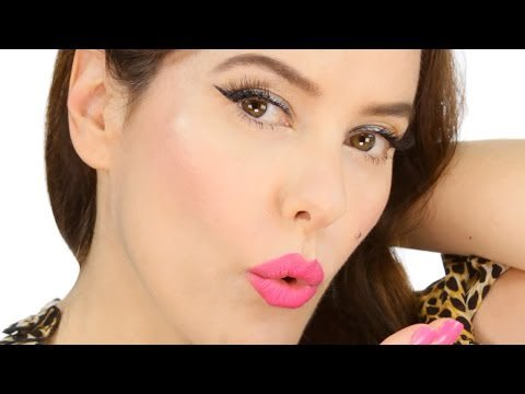 Easy Summertime Pink Makeup Tutorial