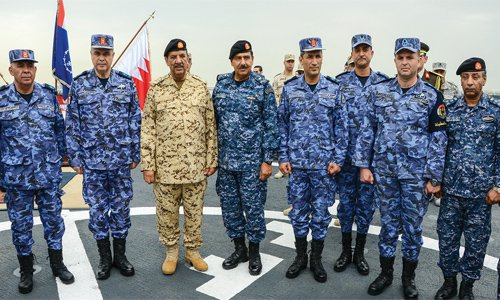 #Bahrain-#Egypt military drill '#Hamad 2' concludes  https:// goo.gl/097bpB  &nbsp;  <br>http://pic.twitter.com/T7PAJYKfRp