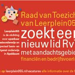 Onze Raad van Toezicht heeft een #vacature. Kijk op https://t.co/ReLHkmpVvW voor meer info. Delen is een goed idee! #Apeldoorn