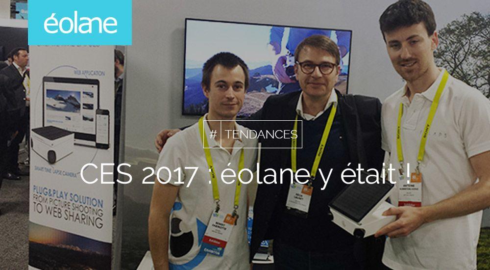 #Tendance - @EolaneGroup était au #CES2017 pour découvrir les #innovations et ses acteurs :  http:// buff.ly/2ni06mL  &nbsp;   #IoT #Tech<br>http://pic.twitter.com/9j9Odhc22h
