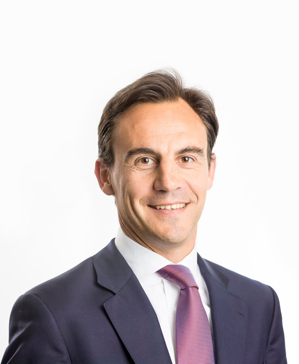 """KBC Group on Twitter: """"David Moucheron new CEO K&H Bank & Country CEO Hungary for KBC Group as of 5 May 2017, pending regulatory approval.… """""""