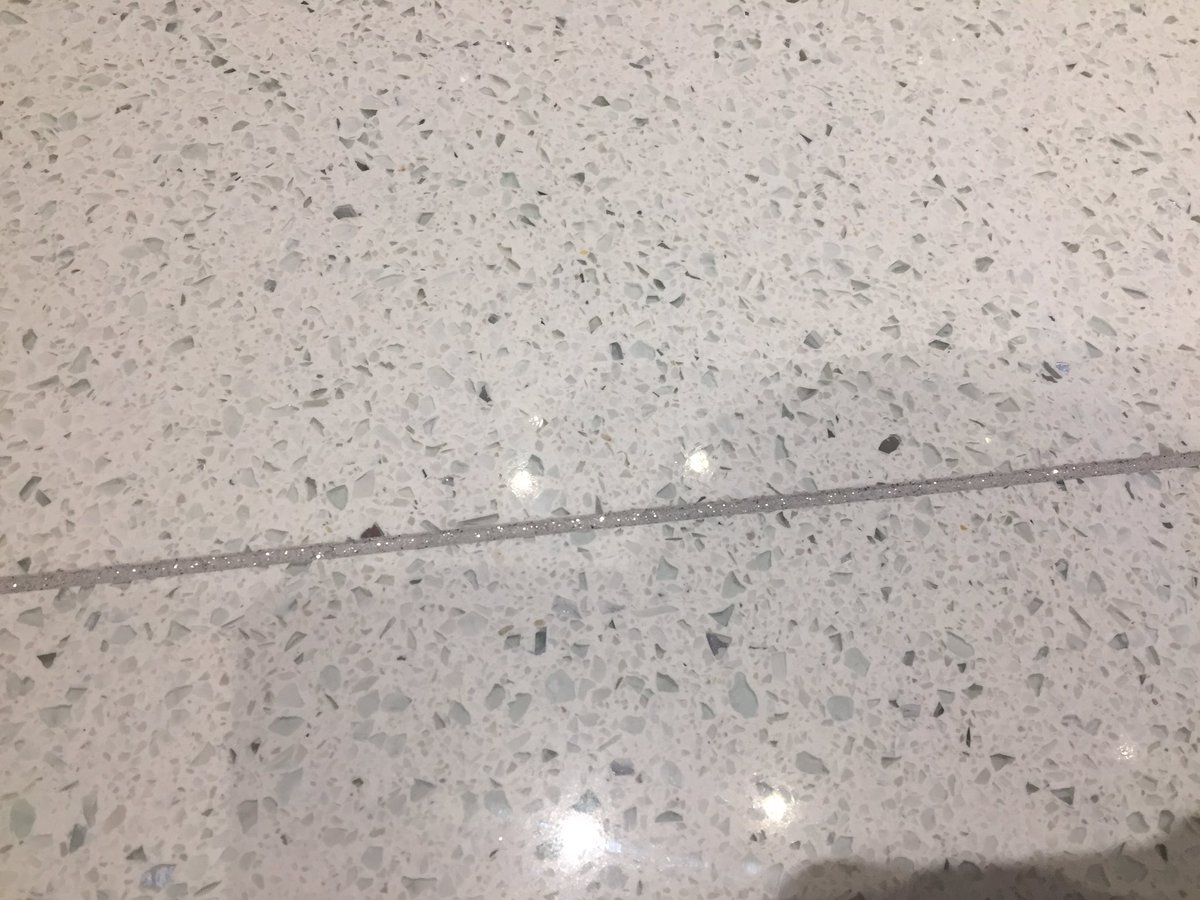 Martin turner on twitter mapei kerapoxy silver grey grout with martin turner on twitter mapei kerapoxy silver grey grout with glitter added great combination with quartz floor tiles southampton dailygadgetfo Gallery