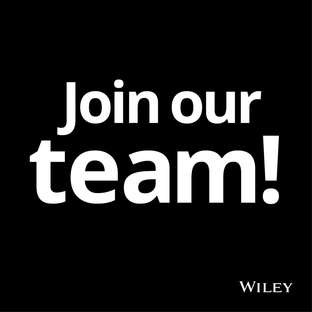 wiley on twitter do you have experience in journal production wiley on twitter do you have experience in journal production we re looking for a sr production editor for our malden