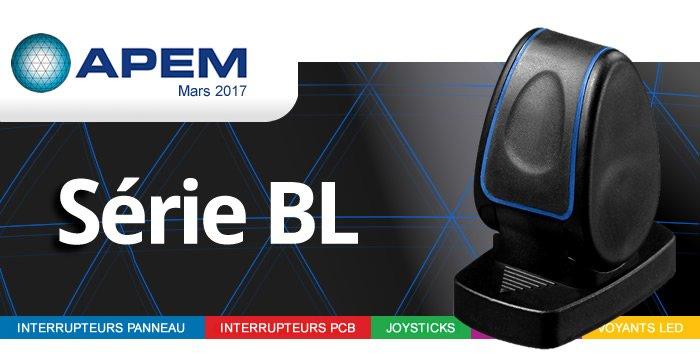 Nouveauté @APEMUK : la série BL, une petite #palette de contrôle à un axe ! <br>http://pic.twitter.com/Jf0SpubyEg