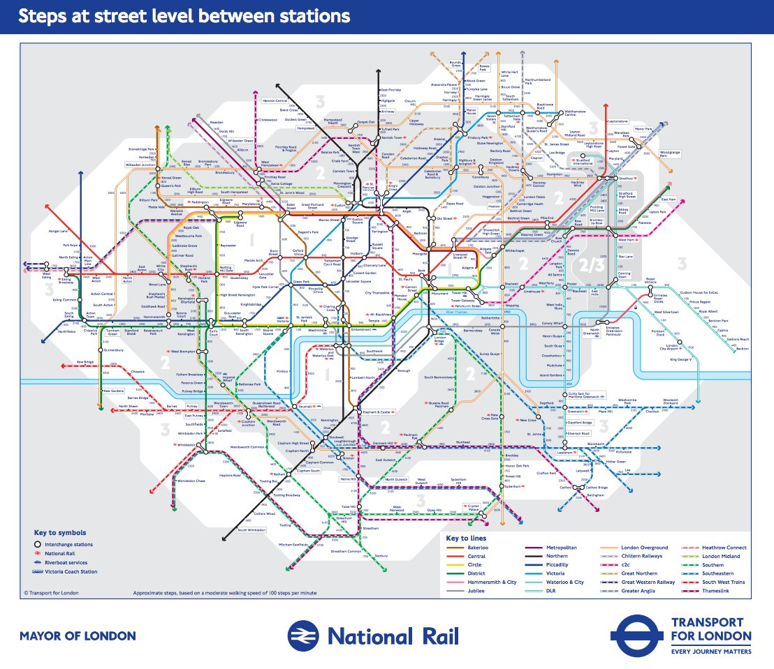 Tube Map on Twitter: \