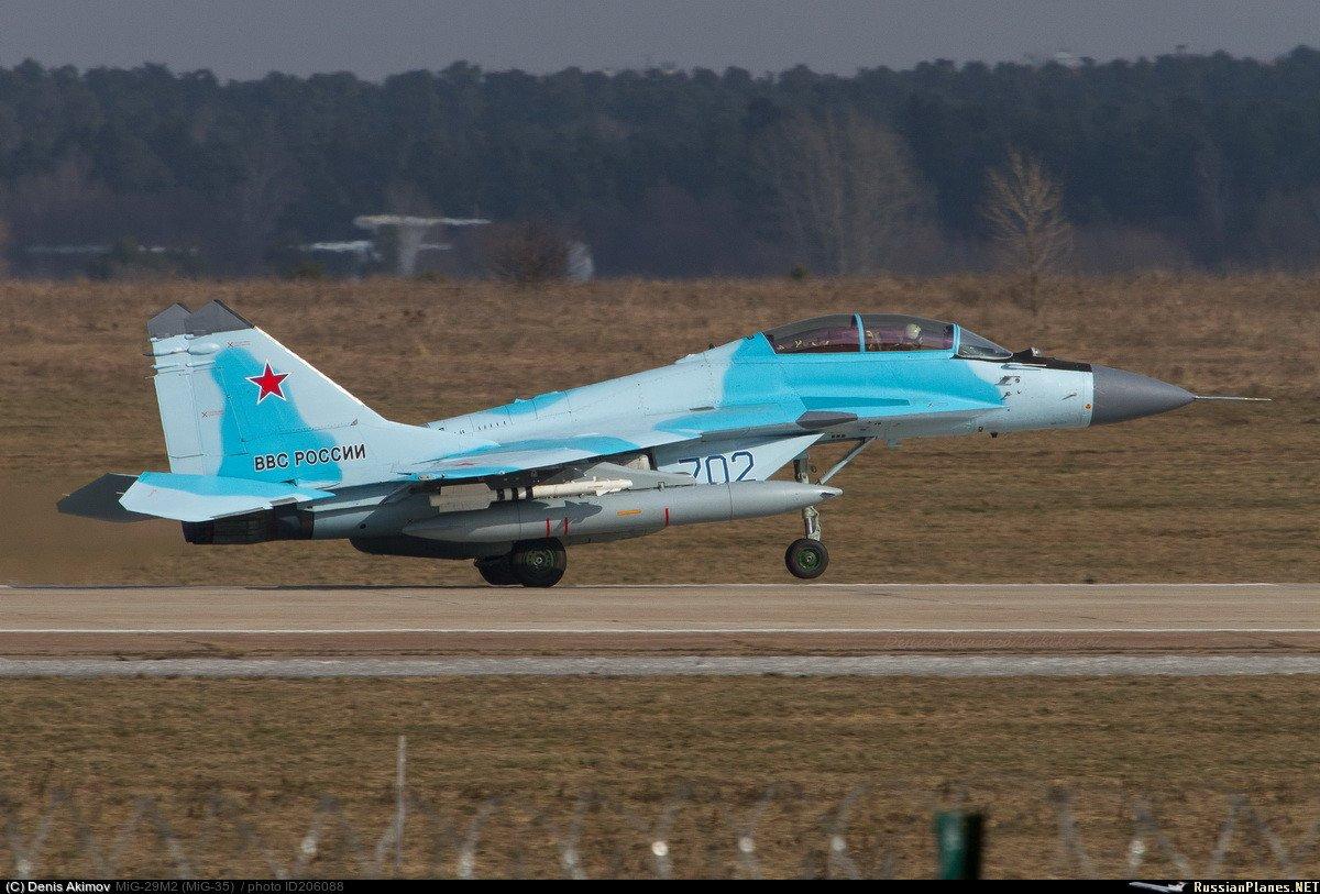 المقاتله الروسيه MiG-35  متعددة المهام  C7H7ZWYWwAEPzTC