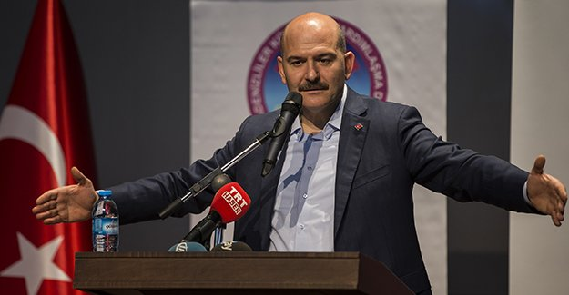 Let's send 15,000 migrants a month to Europe to shock them: Turkish interior minister