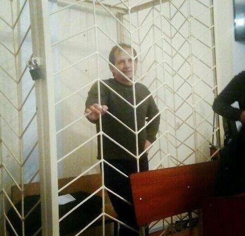 Оккупационные власти Крыма начали суд над украинским фермером-активистом Балухом - Цензор.НЕТ 3353