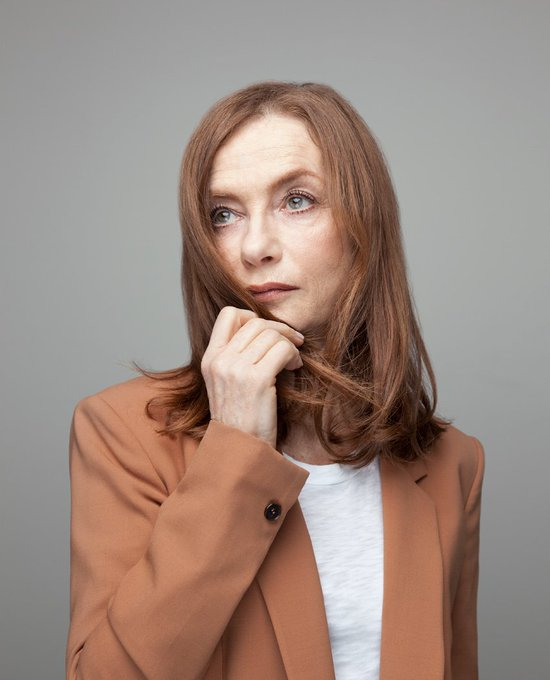 Legend. Icon. Badass. Queen.  The inimitable, incomparable, singular ISABELLE HUPPERT. Happy birthday, Queen Izzy.