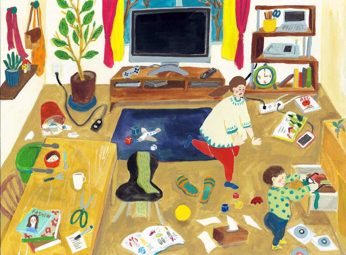 田室綾乃 On Twitter 先ほど紹介したコラムの為に描いたイラストが
