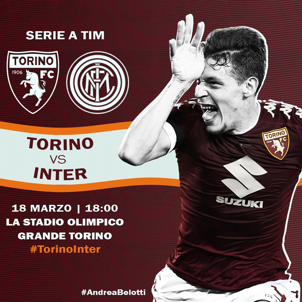 Dove vedere TORINO INTER Streaming Online Diretta VIDEO Serie A