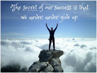Never give up if you want to succeed! #Entrepreneur #Motivationaquote #Success<br>http://pic.twitter.com/JnOcQ4pIul