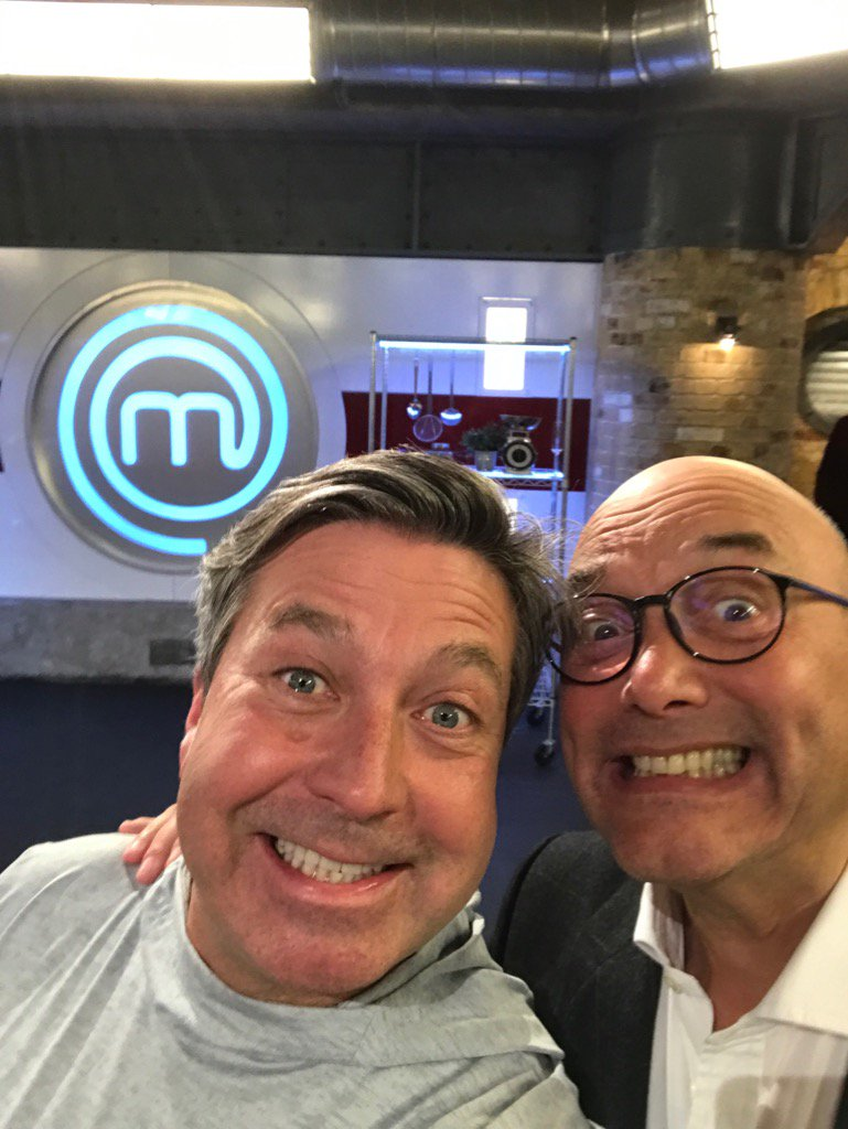 Yes we are back .. March 29th #MasterChefUK @GreggAWallace https://t.co/zcKipyS2IS
