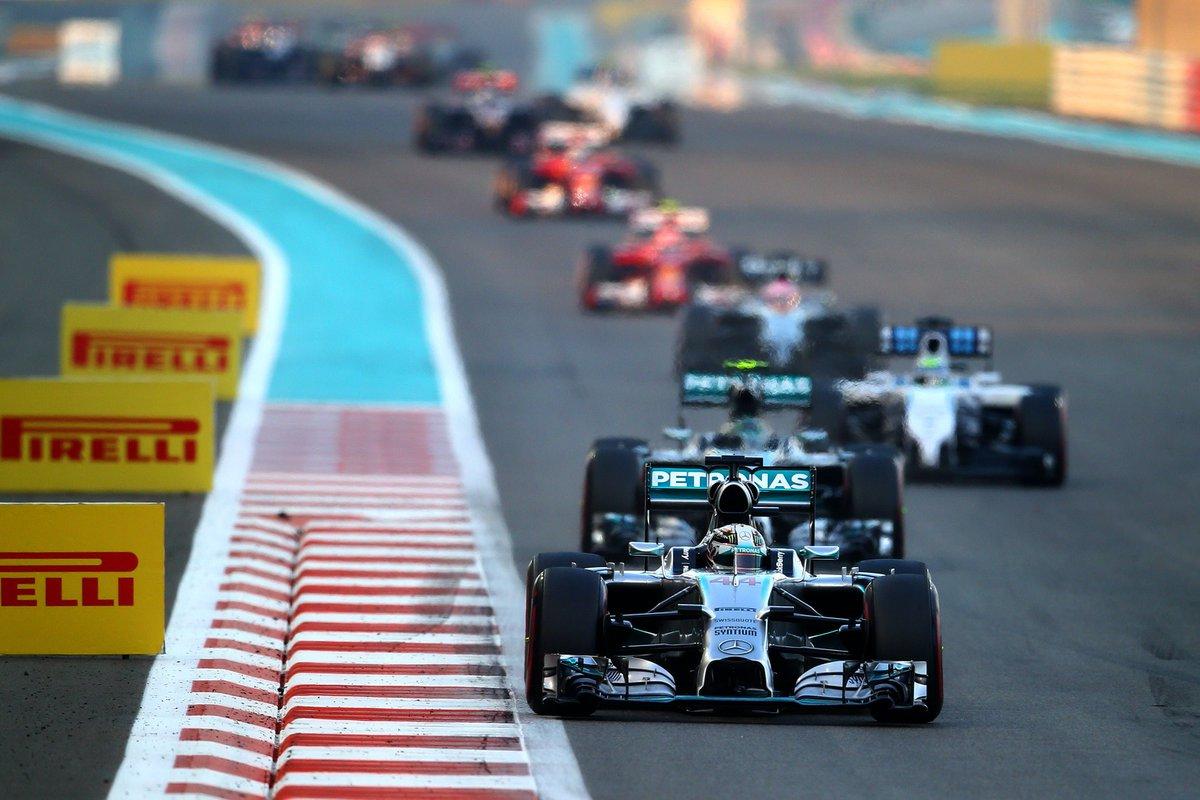 🏁 New cars 🏁 New drivers 🏁 New era  @F1 is back! 🏎️ https://t.co/THOJI...