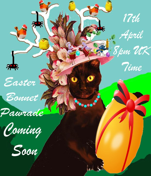 Thumbnail for #easterpawrade #1 the prepawty