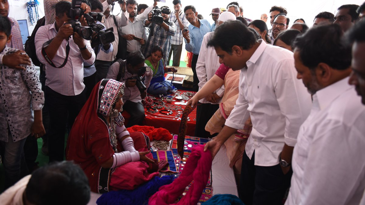 Min It Telangana On Twitter Minister Ktrtrs Formally Launched