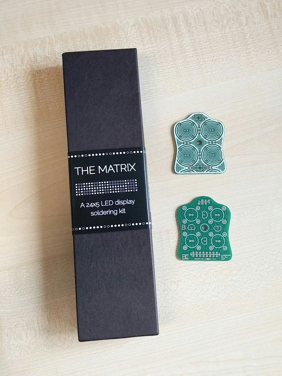 #BoldportClub kit 11 arrived!