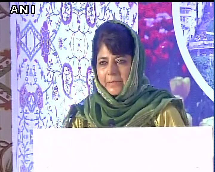 I want to see the kids of Kashmir again chasing birds, bees and butterflies rather than picking stones and throwing at each other: J&K CM