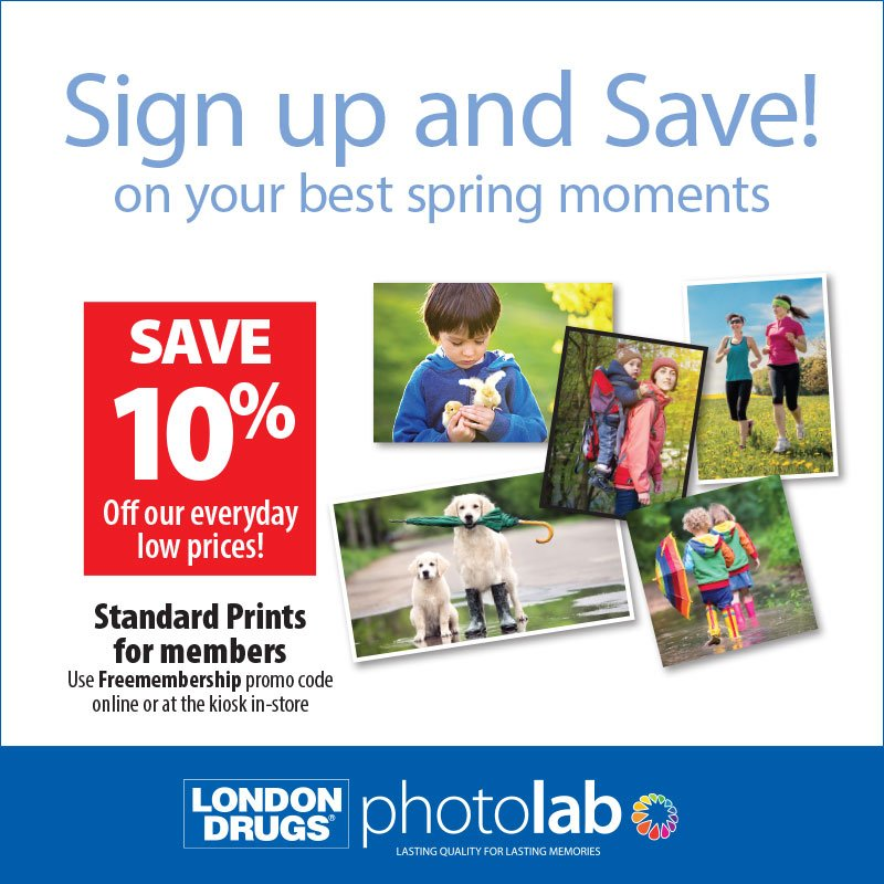 London Drugs Expired Deals & Coupons