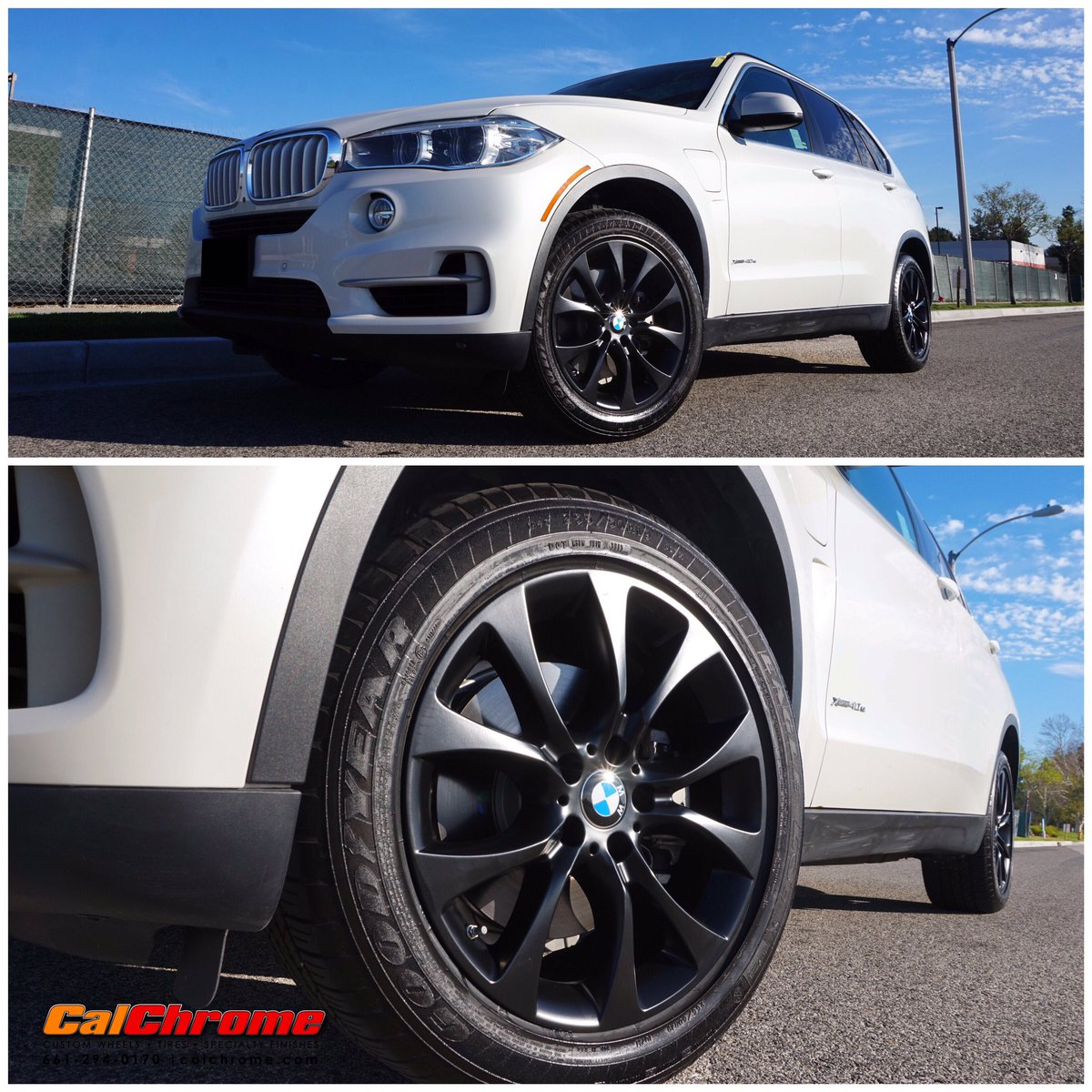 Cal Chrome On Twitter Bmw X5 With Style 450 Wheels Processed For Matte Black Fusion Powder Coat Calchrome Fusionpowdercoat Matteblackwheels Bmwx5 Bmwx5wheels Https T Co Mszhkzpbih