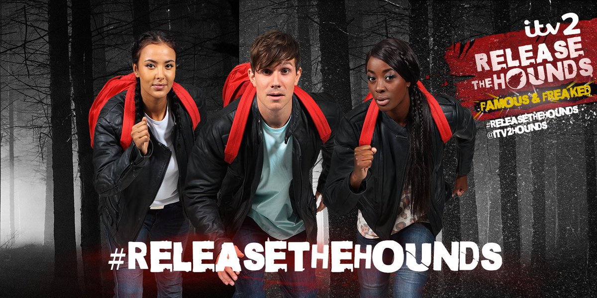 Get ready for @MayaJama @iamwillbest and @AJOdudu on #ReleaseTheHounds...