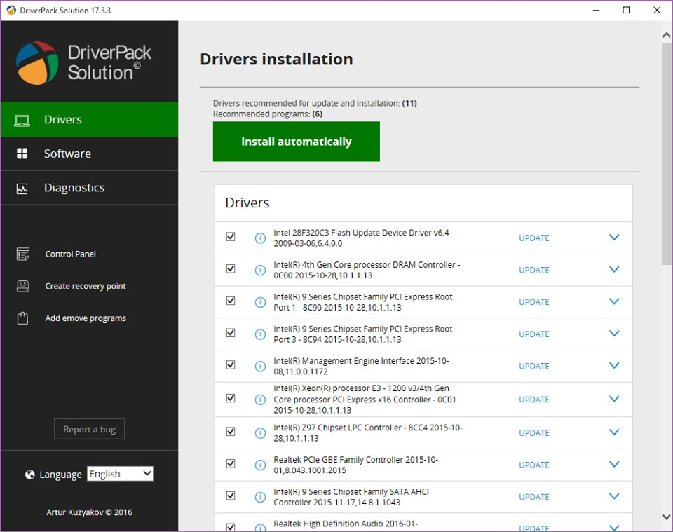 Driver Pack Solution 3 5
